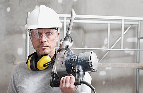 Grundlehrgang: Abbruch-, Sanierungs- und Instandhaltungsarbeiten (ASI-Arbeiten)
