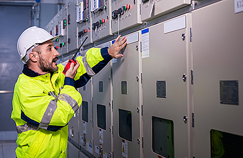 Brandschutz in elektrischen Anlagen von Gebäuden