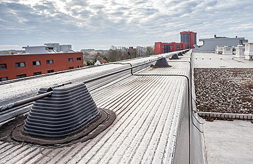 Grundlagen für Betreiber von Blitzschutzanlagen