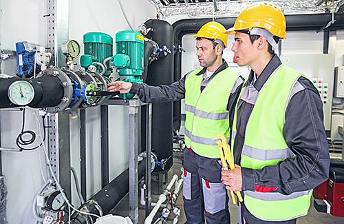 Fortbildungslehrgang: Befähigte Person zur Prüfung von Druckbehältern und Rohrleitungen
