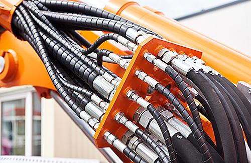 Befähigte Person zur Prüfung von Hydraulik-Schlauchleitungen (DGUV R 113-020)