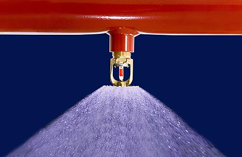 Grundlehrgang: Befähigte Person zur Prüfung von Sprühwasserlöschanlagen/Sprinkleranlagen (Sprinklerwart)
