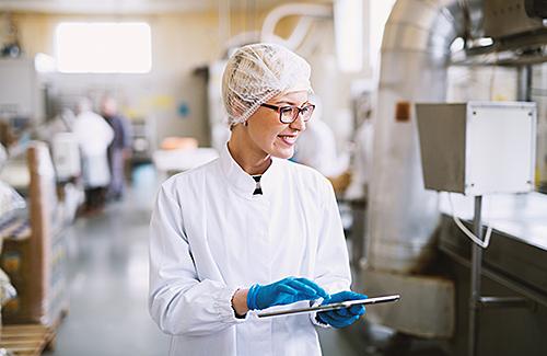Lebensmittelhygieneverordnung und HACCP-Konzept