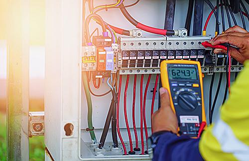 Jahresunterweisung: Elektrofachkraft