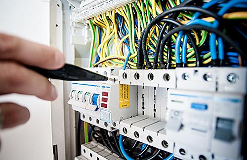 Prüfung ortsfester elektrischer Anlagen