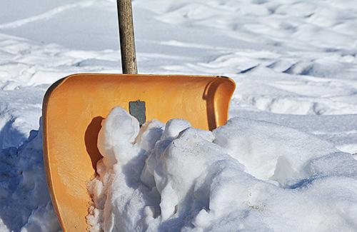Unterweisungen für Winterdiensteinsätze