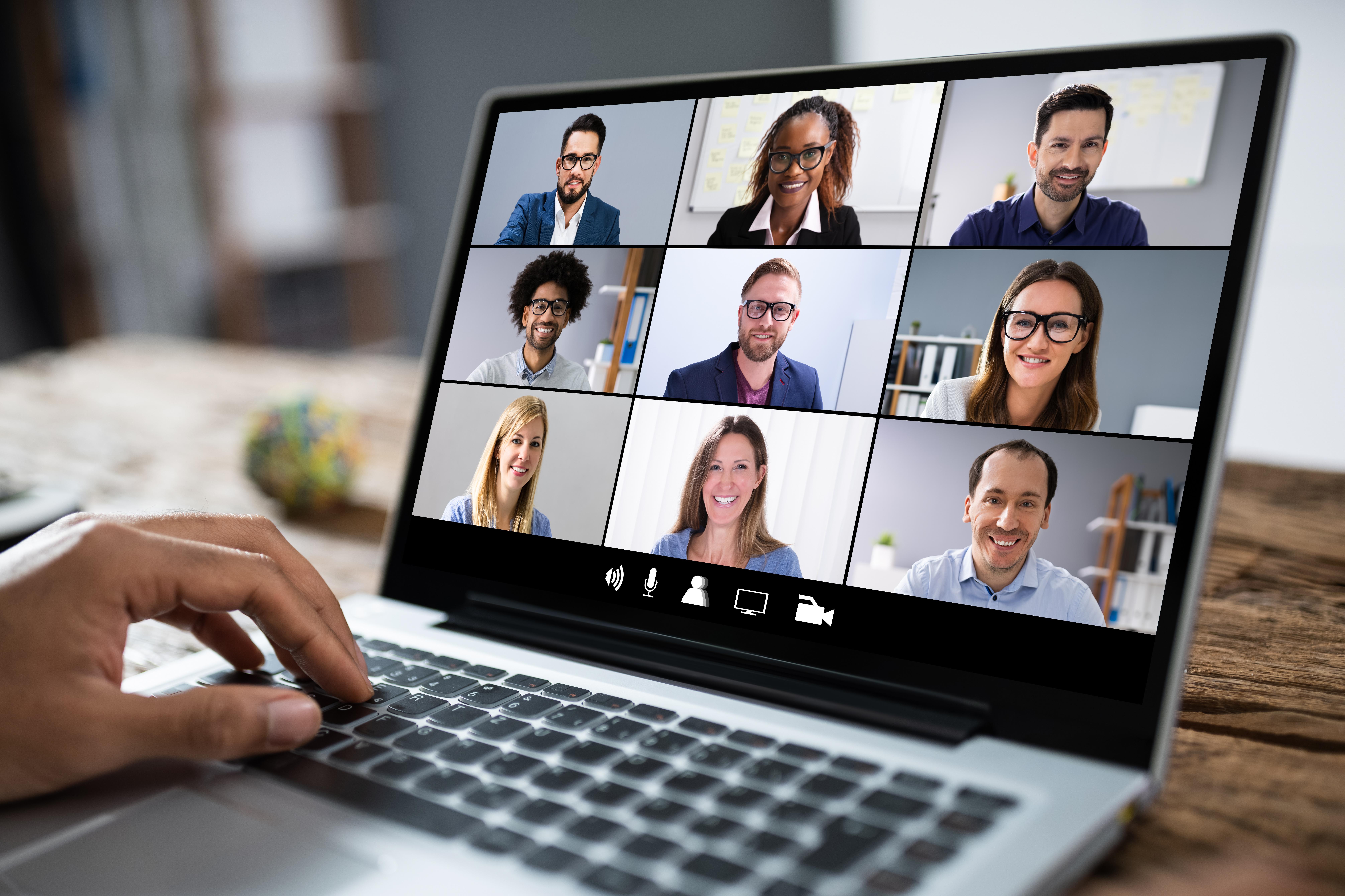 Online-Workshop-Reihe: Webinare lernwirksam gestalten