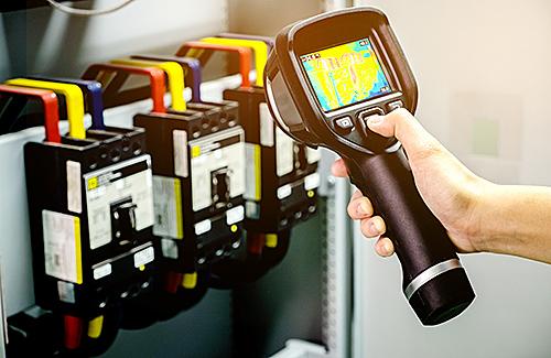 Thermografie an elektrischen Anlagen