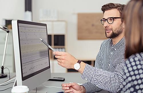 Dienstplangestaltung - optimiert und effizient