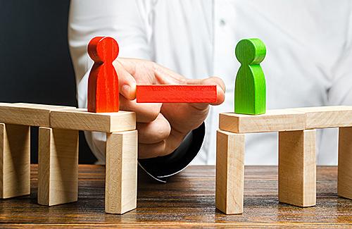 Konfliktmanagement - Lösung von Konflikten im Team
