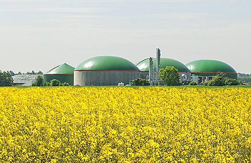 Fortbildungslehrgang: Tätigkeiten bei der Herstellung von Biogas nach TRGS 529
