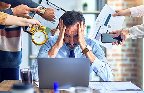 Gefährdungsbeurteilung - Psychische Belastungen