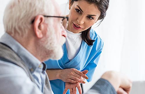 Kommunikation in der Pflege - Schwierige Gespräche meistern