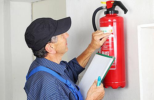 Fortbildungslehrgang: Brandschutzbeauftragter