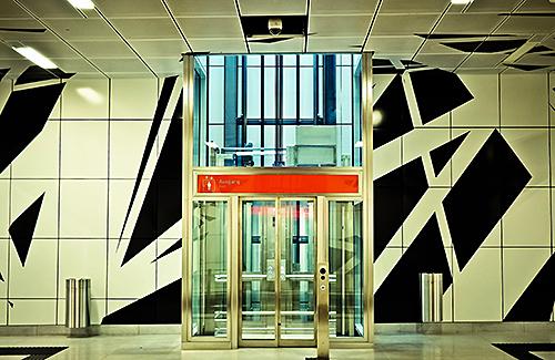 Sicherheitsunterweisung am Aufzug (ohne Wartungsbefugnis) - Beauftragte Person nach TRBS 3121 (Betrieb von Aufzugsanlagen)