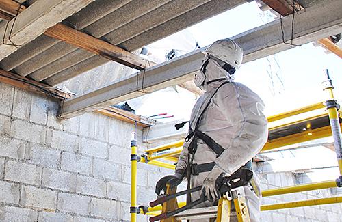 Fortbildungslehrgang: Asbestsachkundige nach Nummer 2.7 der TRGS 519 Anlage 3 bzw. 4