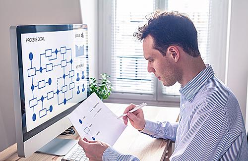 Aufbaulehrgang: Prozessmodellierung - Business Process Model and Notation (BPMN)